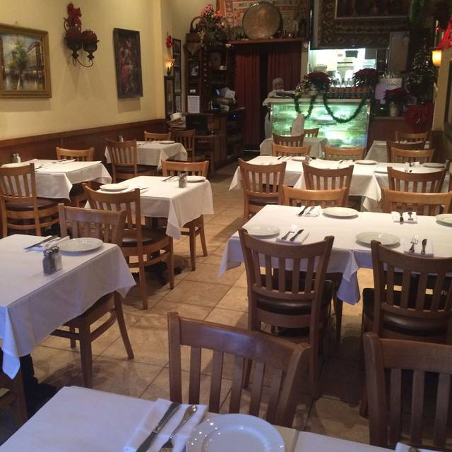 Mivan Mediterranean Cuisine, Burlingame, CA
