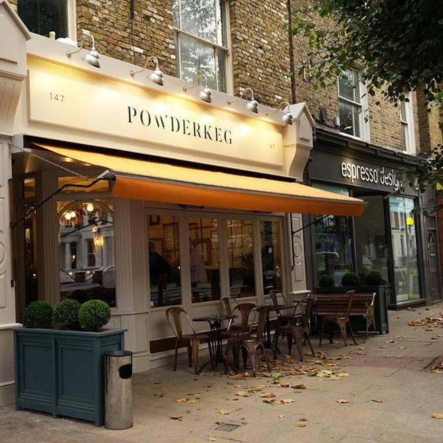 Powderkeg, London