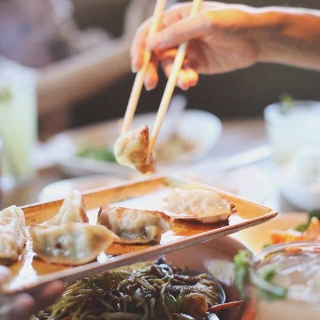 Peking Dumplings - P.F. Chang's - Waikiki, Honolulu, HI