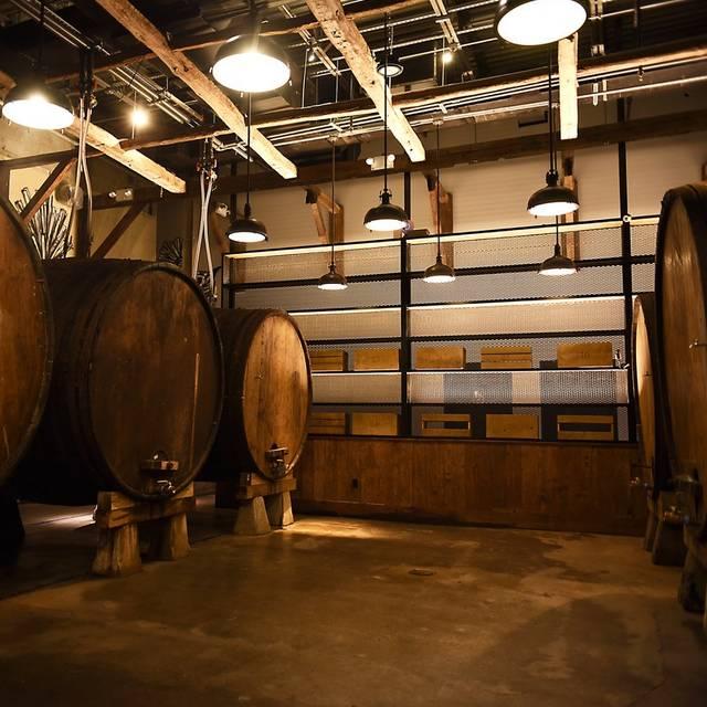 Brooklyn Cider House Barrels - Brooklyn Cider House, Brooklyn, NY