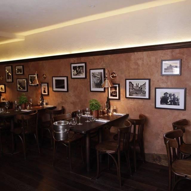 Osteria Romana by Andrea Reitano, London