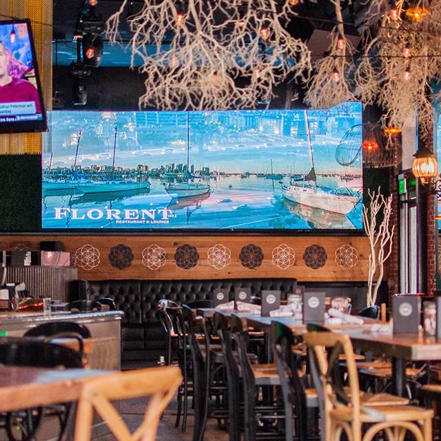 Florent Restaurant & Lounge, San Diego, CA