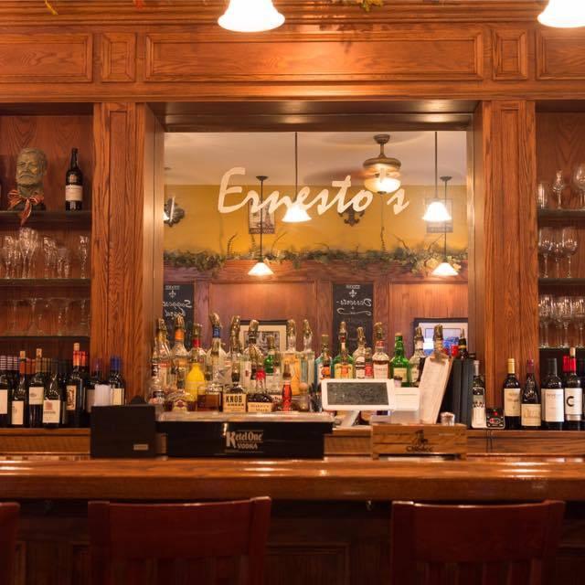 Ernesto's Wine Bar, St. Louis, MO