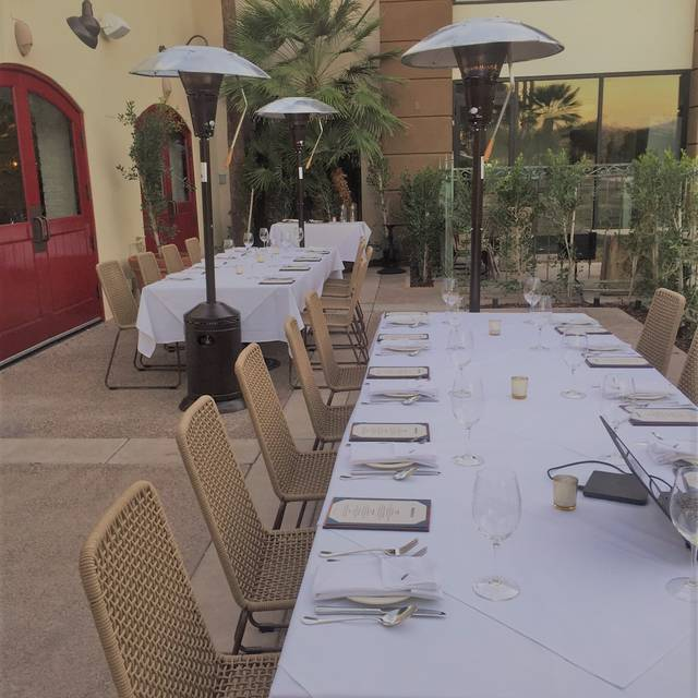 Courtyard Terrace  - Fat Ox, Scottsdale, AZ