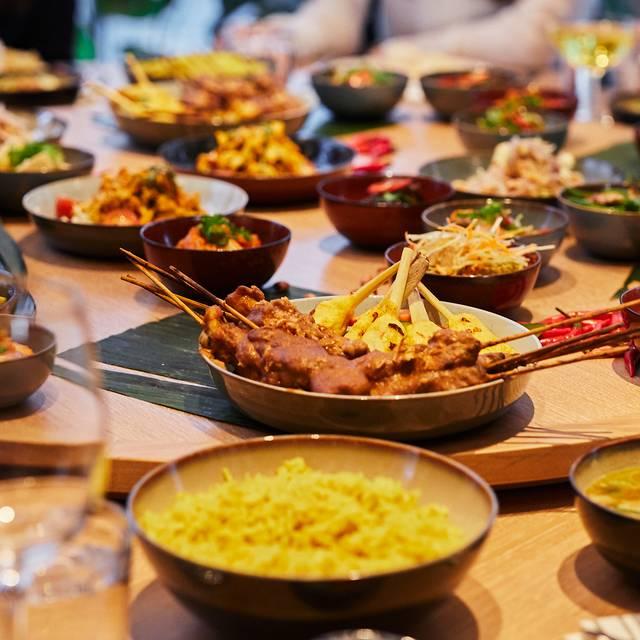 Mama Makan Indonesian Kitchen, Amsterdam, Amsterdam