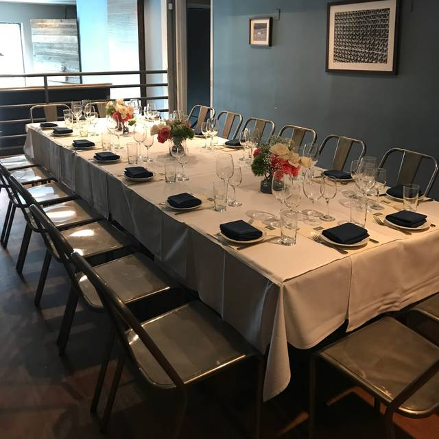 Private Dining - Slate Wine Bar, Washington, DC