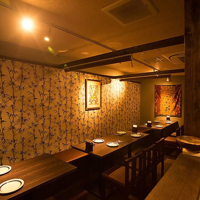 アナム 本格インド料理 銀座店, 中央区, 東京都