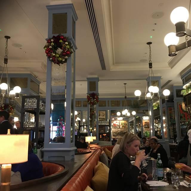 The Ivy Cafe Richmond, Richmond, Greater London
