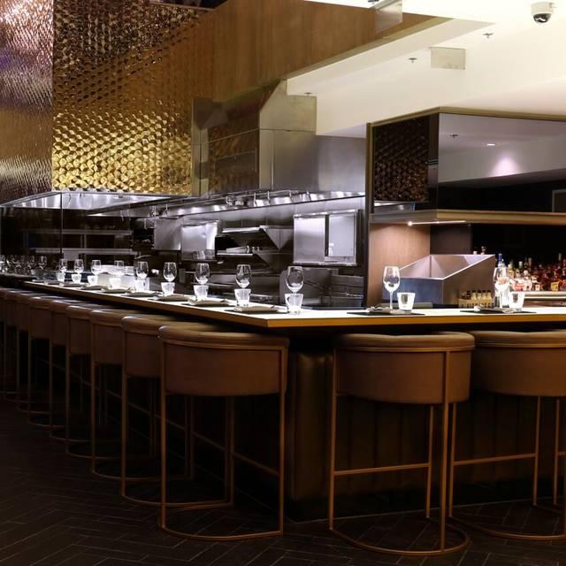 Glowbal Bar Interior - Glowbal, Vancouver, BC