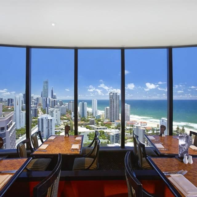Four Winds Revolving Restaurant, Surfers Paradise, AU-QLD