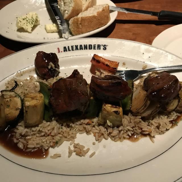 J. Alexander's - Chattanooga Restaurant - Chattanooga, TN ...