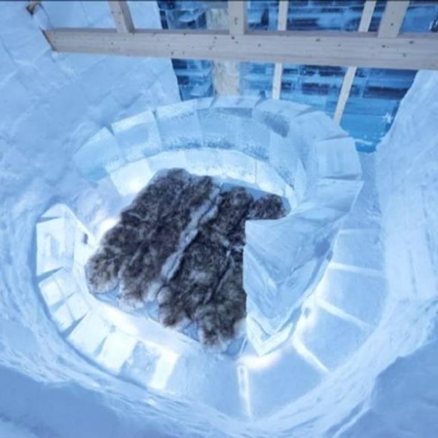 Ice Hotel - アイス ホテル - キロロ - 閉店, 余市郡, 北海道