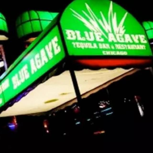 Blue Agave - Kinzie Street - Blue Agave - Kinzie Street, Chicago, IL