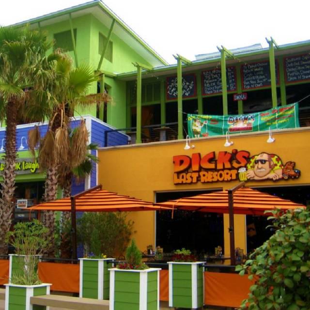 Dick's Last Resort - Panama City - Dick's Last Resort - Panama City, Panama City Beach, FL
