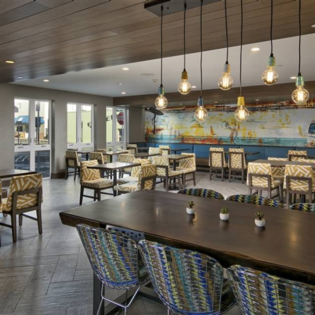 Blonde Restaurant, Pismo Beach, CA