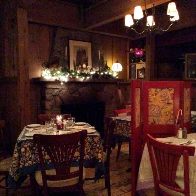 Roost Café and Bistro, Ogunquit, ME
