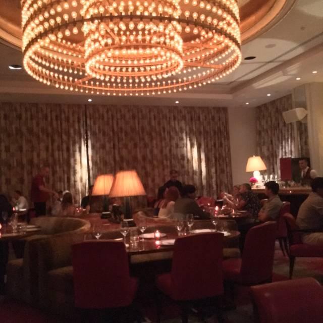 Los Fuegos – Faena Hotel Miami Beach, Miami Beach, FL