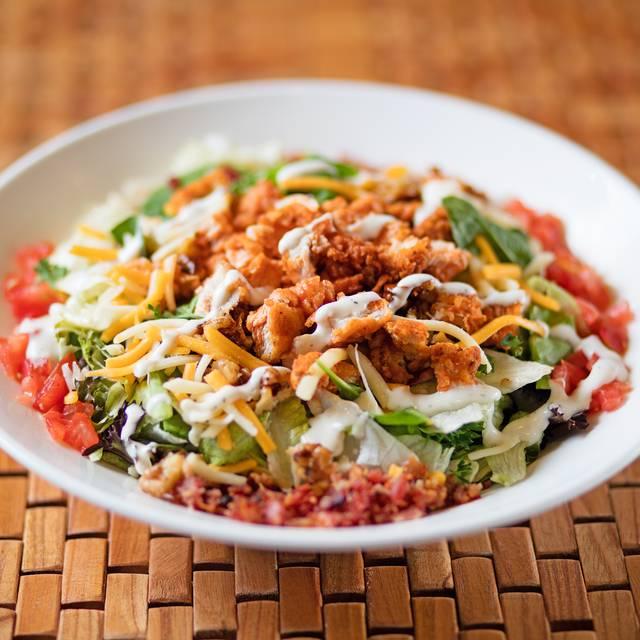 Buffalo Chicken Salad - Grindstone Charley's - Lafayette, Lafayette, IN