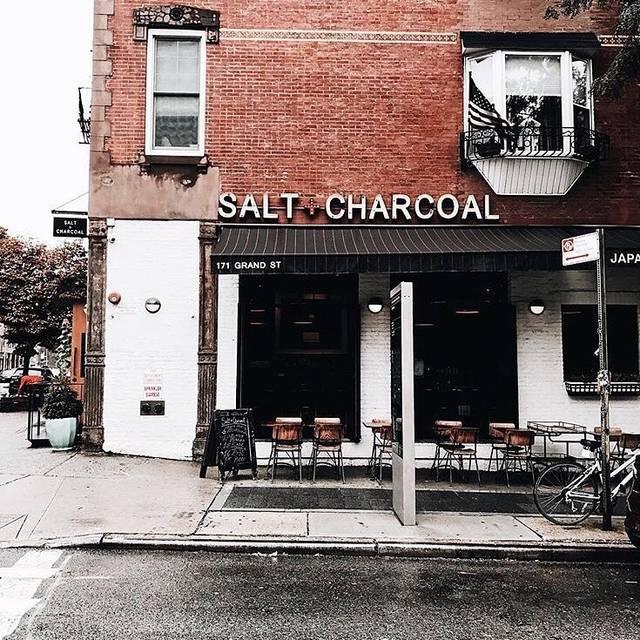 Salt + Charcoal, Brooklyn, NY