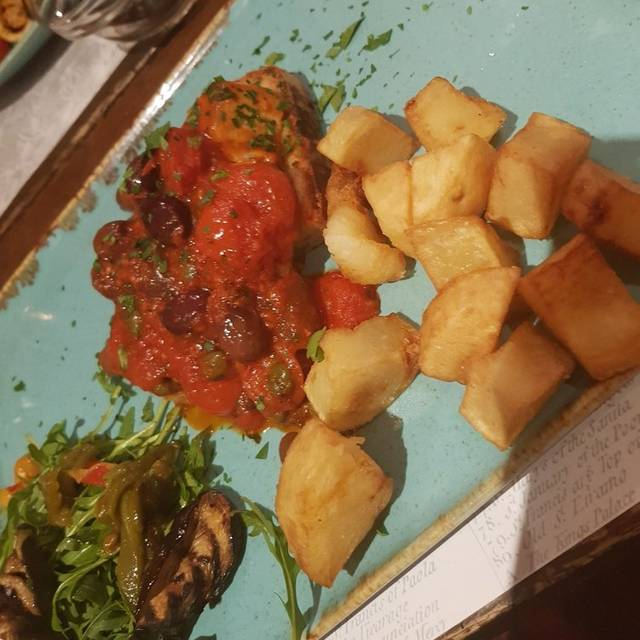 Salvi's Cucina, Manchester