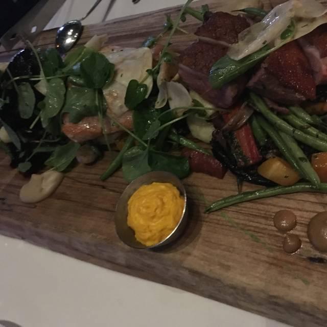 ARC Restaurant, Vancouver, BC