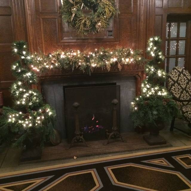 The Oak Room at the Granville Inn, Granville, OH