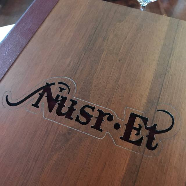 Nusr-Et Steakhouse Miami, Miami, FL
