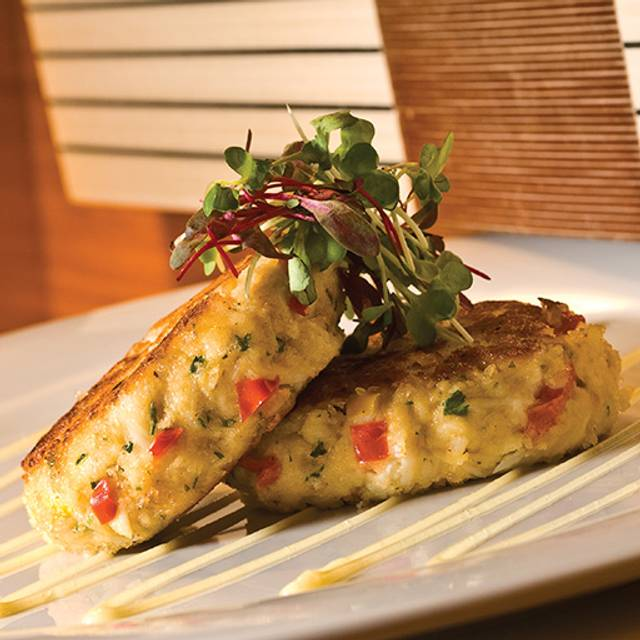 Council Oak Crab Cakes - Council Oak Steaks & Seafood – Seminole Hard Rock Hotel & Casino Tampa, Tampa, FL