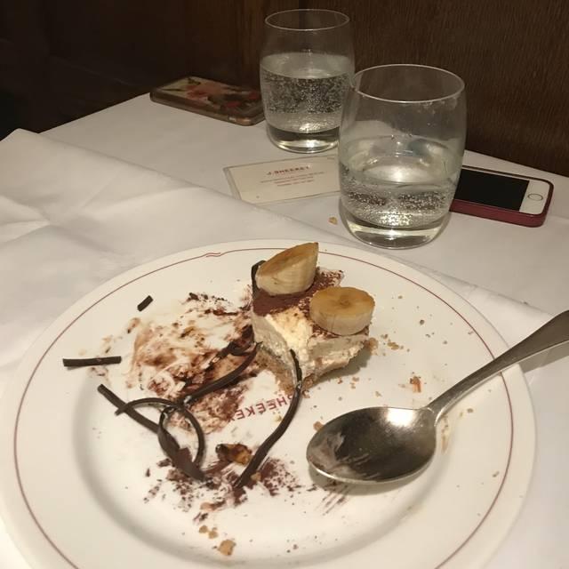 J Sheekey - The Restaurant, London