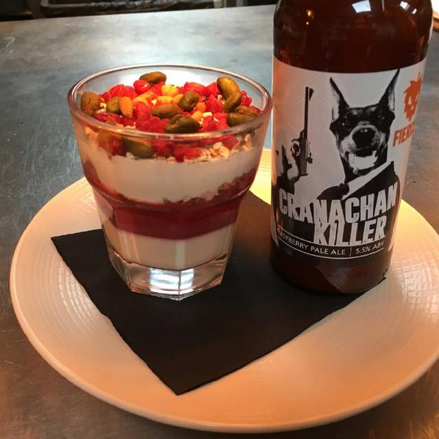 Soul Bar Aberdeen Food Menu