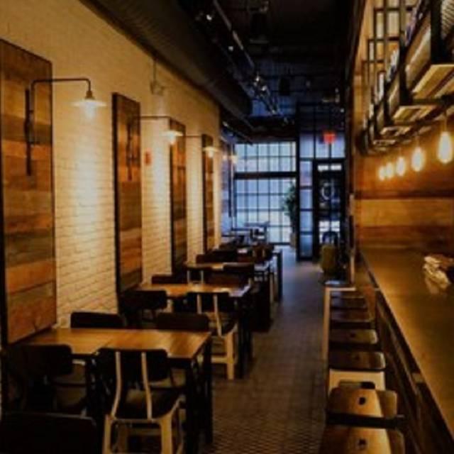 Stanford East Sake Bar, New York, NY