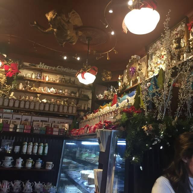 Queen Mary Tea Room Seattle Wa Opentable