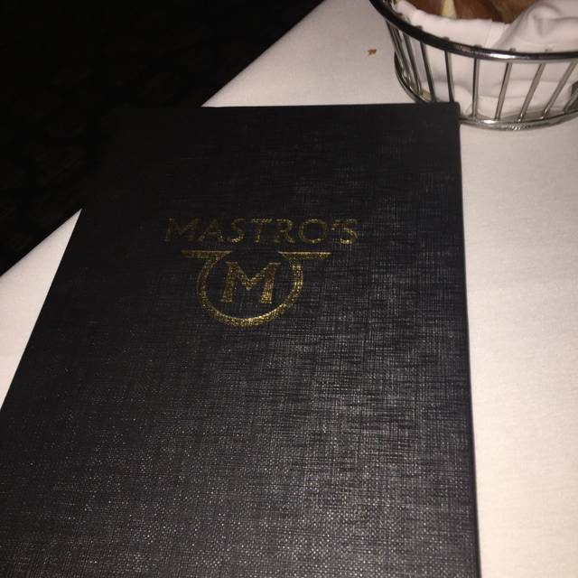 Mastro's Steakhouse - Houston, Houston, TX