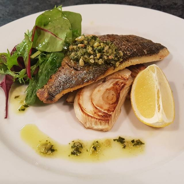 Sea Bream - Bumpkin - Westfield, London