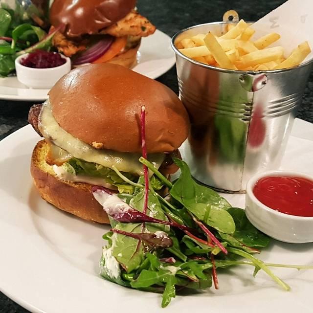 Burgers - Bumpkin - Westfield, London