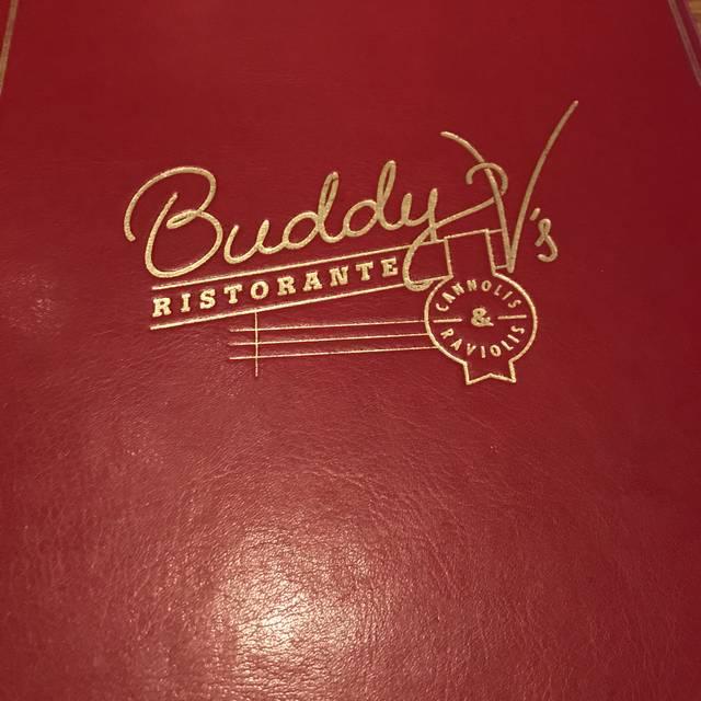 Buddy V's at The Venetian, Las Vegas, NV