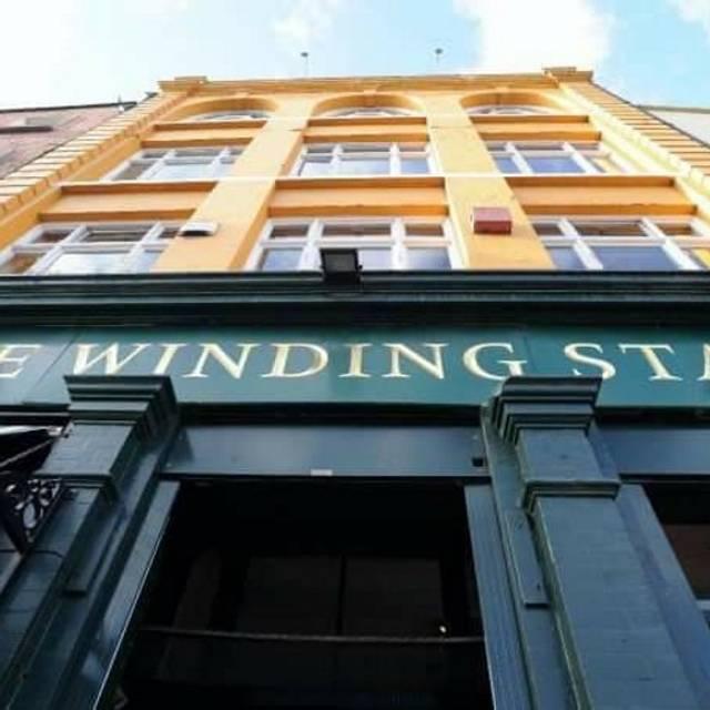 The Winding Stair, Dublin, Co. Dublin