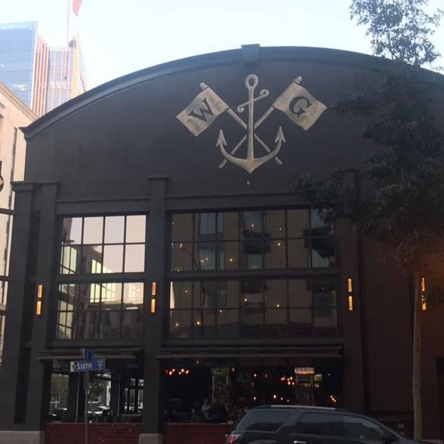 Water Grill - San Diego, San Diego, CA