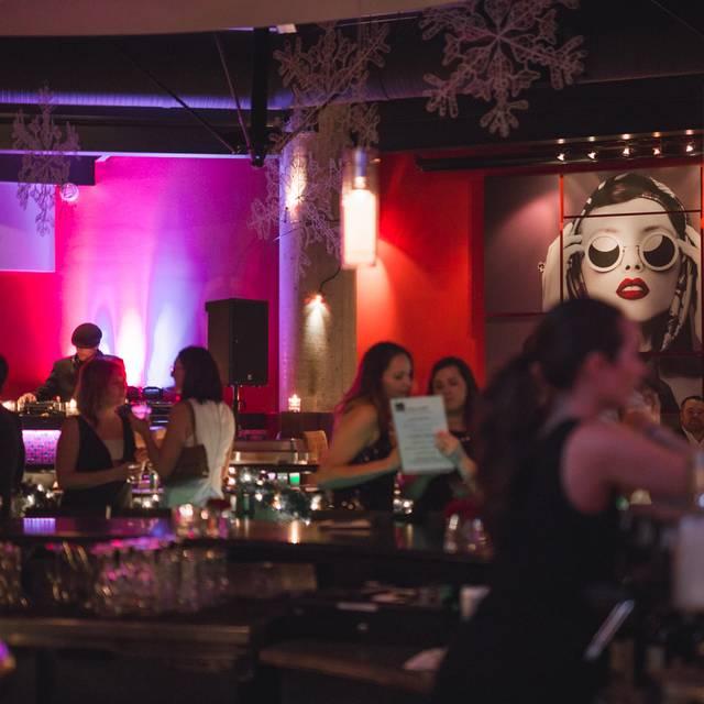 Glo Restaurant + Lounge, Victoria, BC