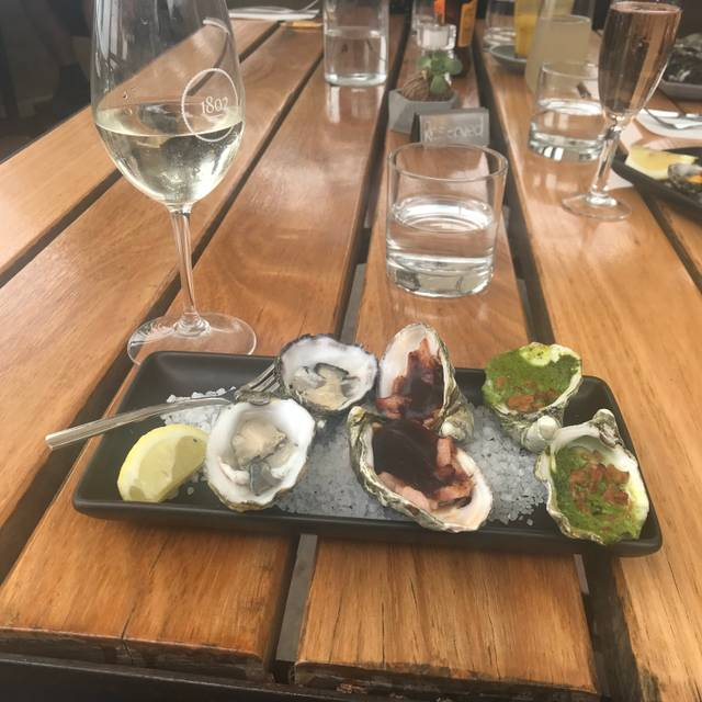1802 Oyster Bar and Bistro, Coffin Bay, AU-SA