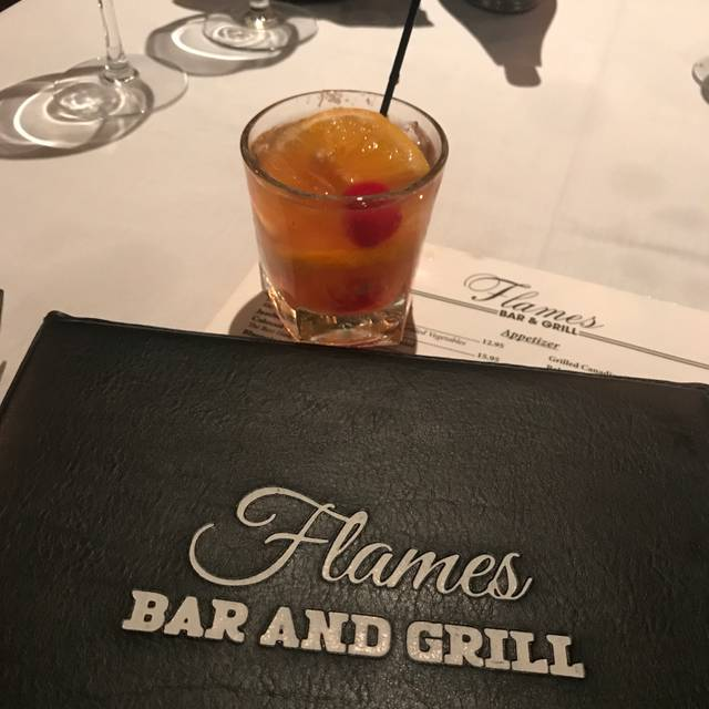 Flames Bar and Grill, Briarcliff Manor, NY