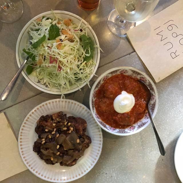 Rumi Restaurant, Brunswick East, AU-VIC