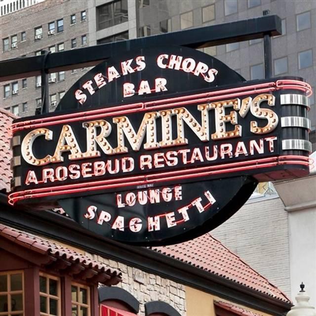 Carmine's Chicago, Chicago, IL