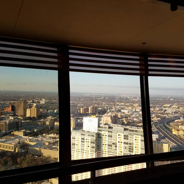 Chart House Restaurant Tower Of The Americas San Antonio Tx Opentable