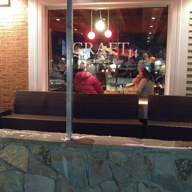 Craft 14 Kitchen + Bar, Wilton, CT