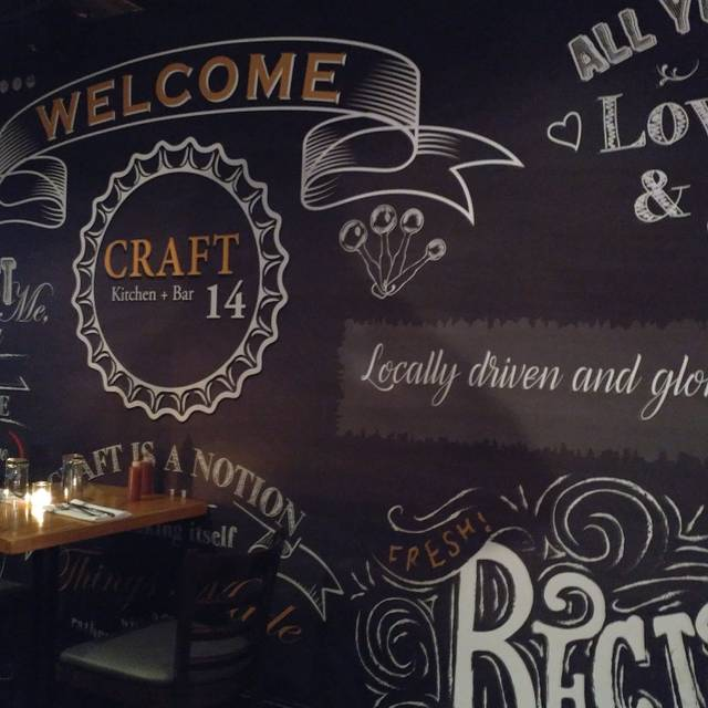 Craft Kitchen And Bar Wilton Ct