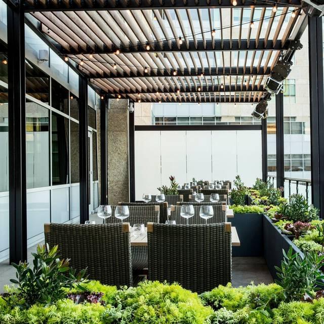 Farm To Table Restaurants With Gardens Gallery: STEM Kitchen & Garden Restaurant