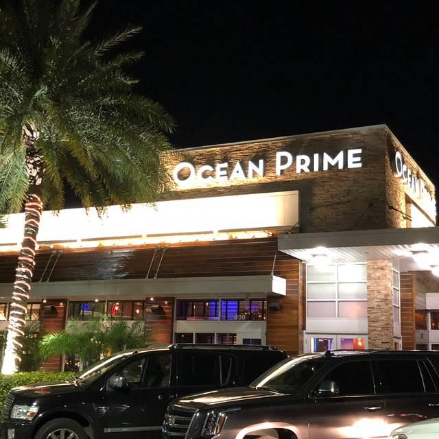 Ocean Prime - Orlando, Orlando, FL