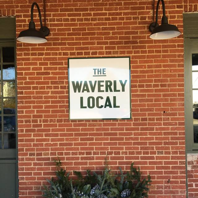 The Waverly Local Restaurant Waverly Al Opentable