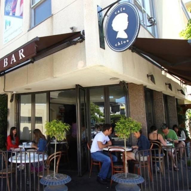 Cafe Chloe San Diego Parking